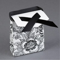 Flap Patterned Favor Boxes Step 4