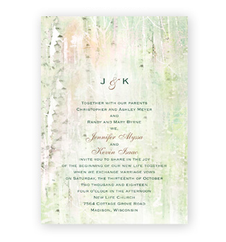 Wedding Invitation Printing