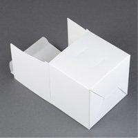 Ribbon Cake Favor Boxes Step 3