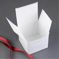 Ribbon Cake Favor Boxes Step 4