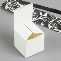 Wrap Favor Boxes Step 4