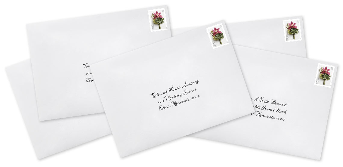 how to mail wedding invitations - When To Mail Wedding Invitations