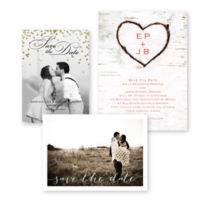 Shop Save the Dates