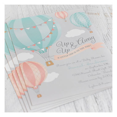 Fabulous Deals on Baby Shower Invitations