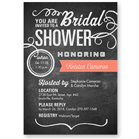 Other Fabulous Offers on Bridal Shower Invitations