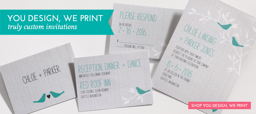 DIY Invitations Hero
