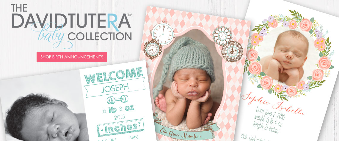 David Tutera Baby Collection
