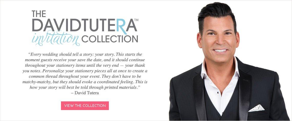David Tutera Collections
