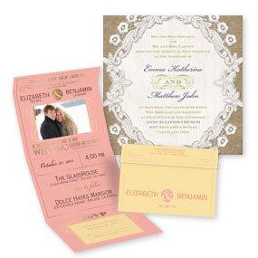 David Tutera Wedding Invitations