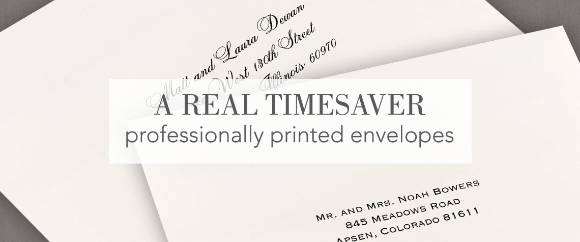 Wedding envelope addressing invitations by dawn envelope printing altavistaventures Choice Image
