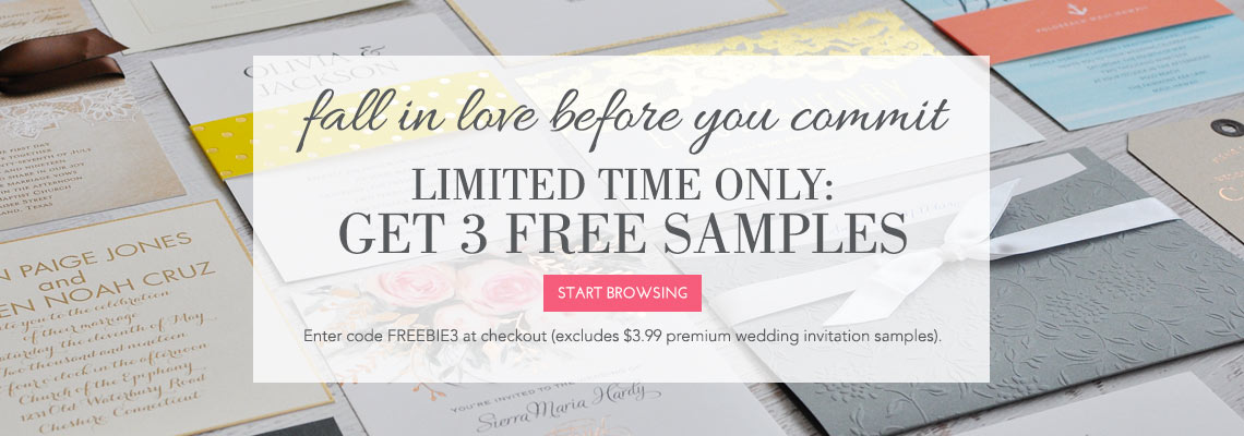 Free Wedding Invitation Samples | Invitations By Dawn