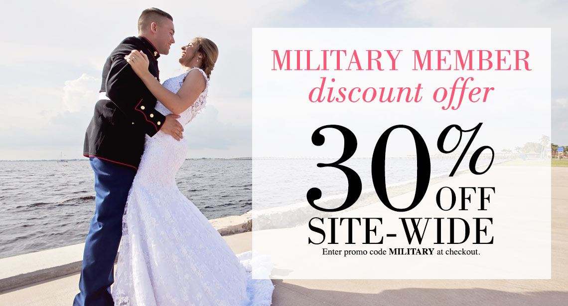 Wedding Invitations Military Discount