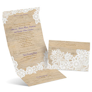 Shop Seal and Send Wedding Invitations