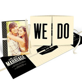 Shop Modern Wedding Invitations