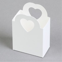 Heart-Handled Favor Boxes