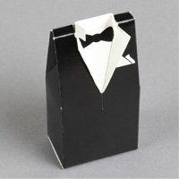 Tux Favor Boxes