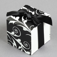 Wrap Favor Boxes