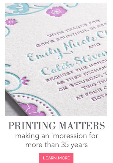 Printing Matters