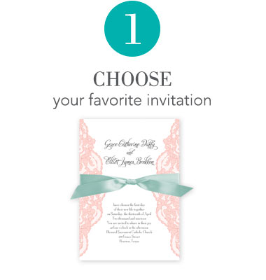Create Your Invite Step 1