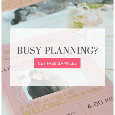 Busy Planning?
