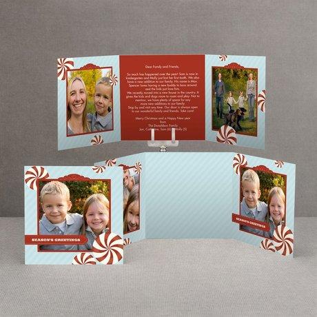 Sweet Greetings Photo Holiday Card