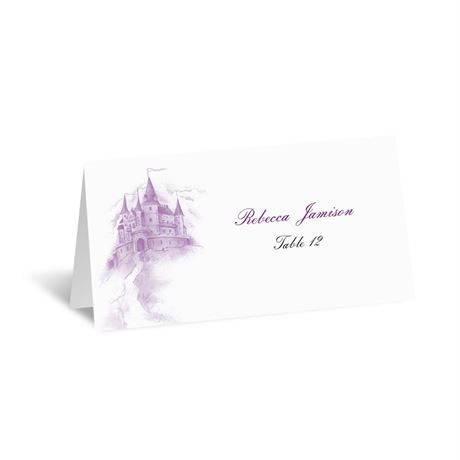 Magical Romance Escort Card