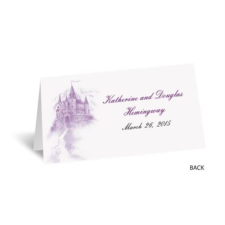 Magical Romance - Place Card