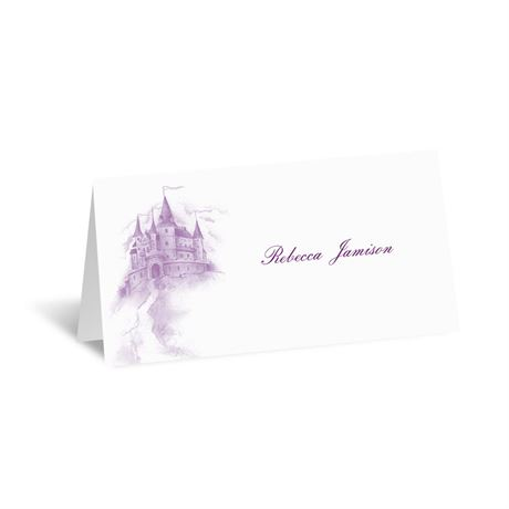 Magical Romance Place Card
