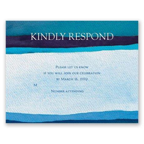 Peace Response Card