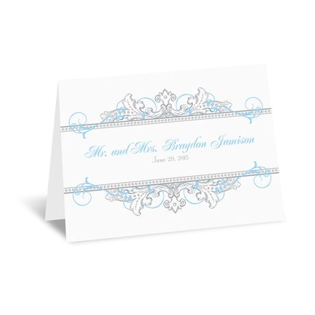 Disney Fairy Tale Filigree Note Card