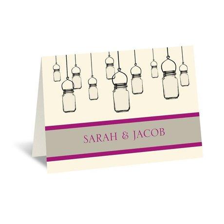 Illumination - Ecru - Note Card and Envelope