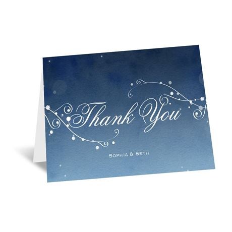 Stargazing Note Card and Envelope