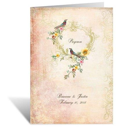 Vintage Birds - Program