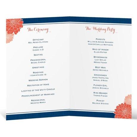 Peeking Flowers - Program