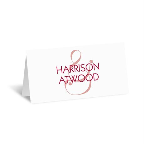 Happy Together - Place Card