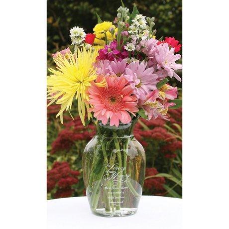 Memorial Vase