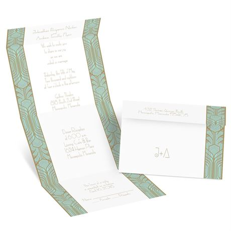 Grand Presentation Seal and Send Invitation