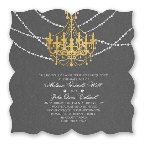 Mood Lighting - Invitation