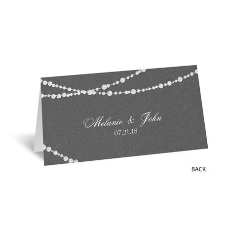 Mood Lighting - Place Card