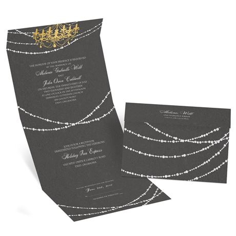 Mood Lighting Seal and Send Invitation