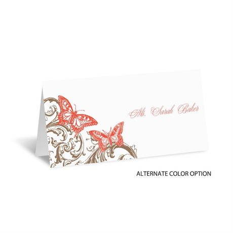 Love Takes Flight - Place Card