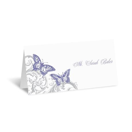 Love Takes Flight Place Card