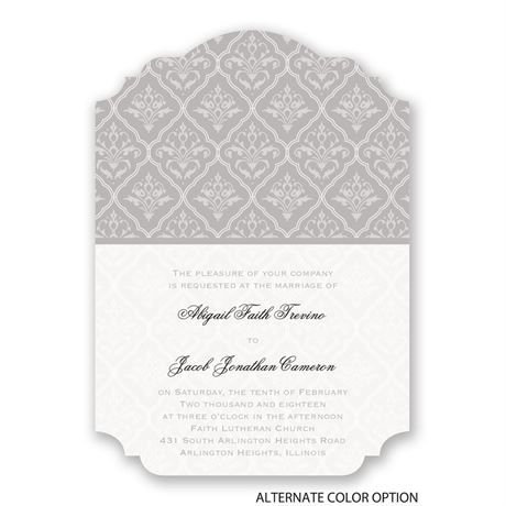 Classic Romance - Invitation