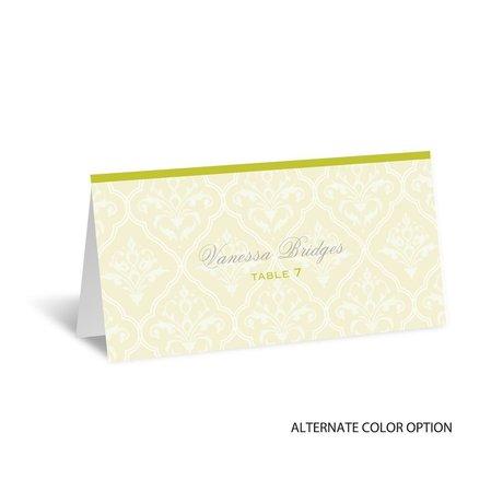 Classic Romance - Escort Card