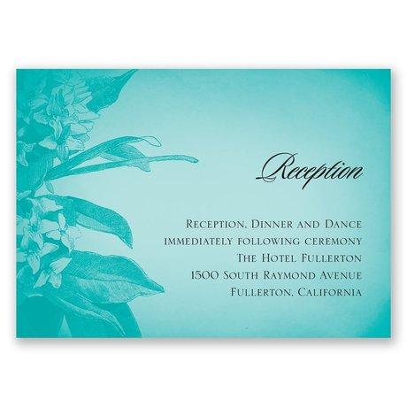 Dragonfly Dream Reception Card