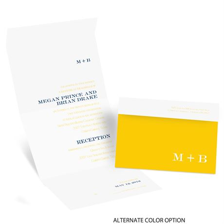 Simply Refined - Seal and Send Invitation
