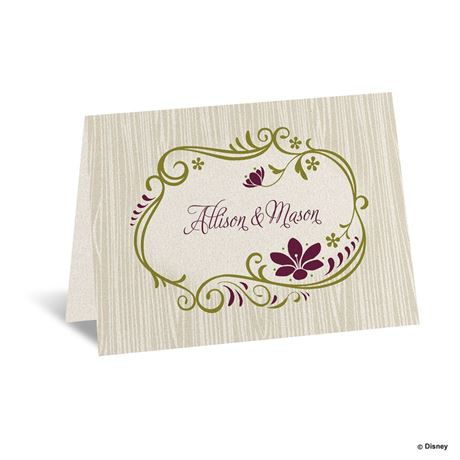 Disney Natural Beauty Note Card Anna
