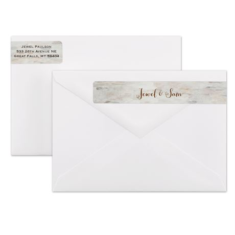 Love for Infinity Address Label