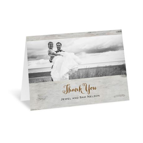 Love for Infinity Thank You Card