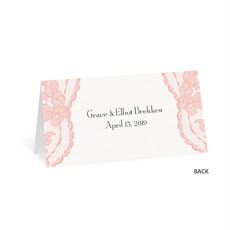 Lacy Gates - Place Card